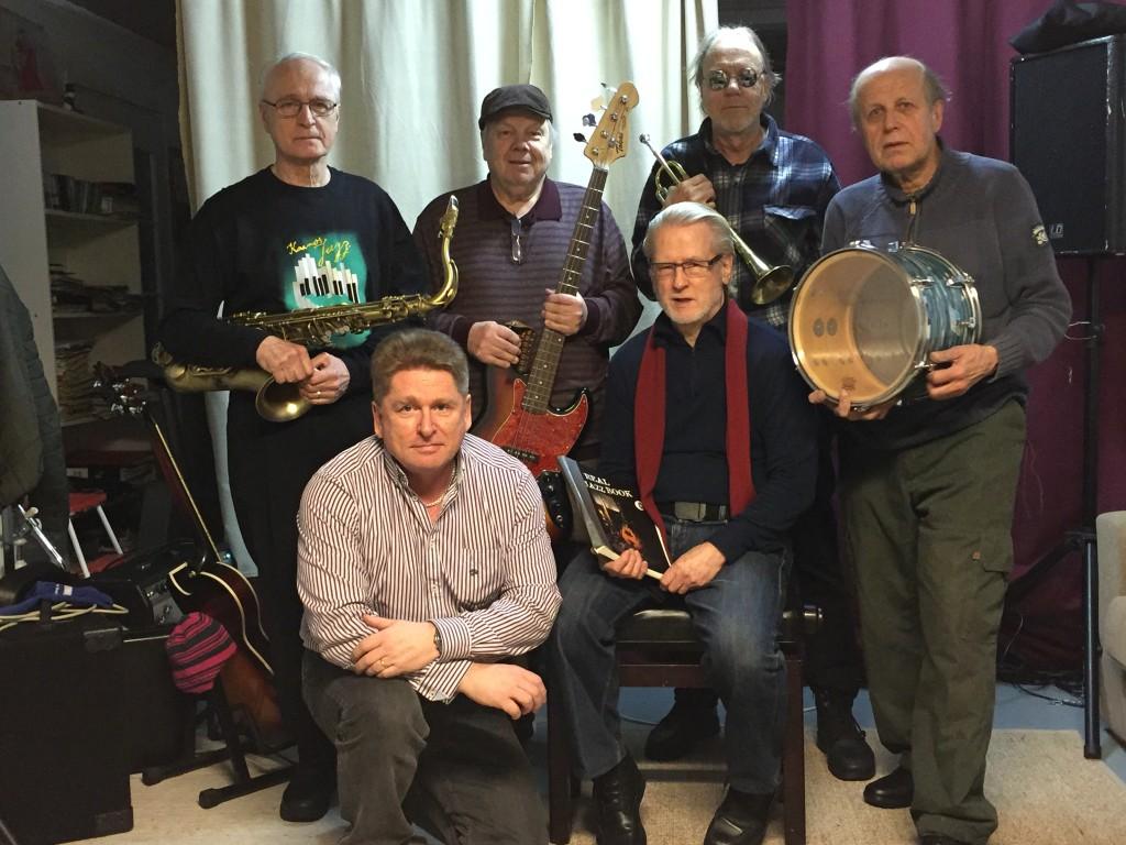 Brain Stream Jazz Band